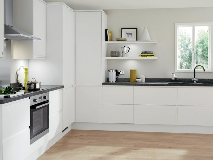 Ideas for Small Kitchens | Howdens on Small Kitchen Ideas  id=90440
