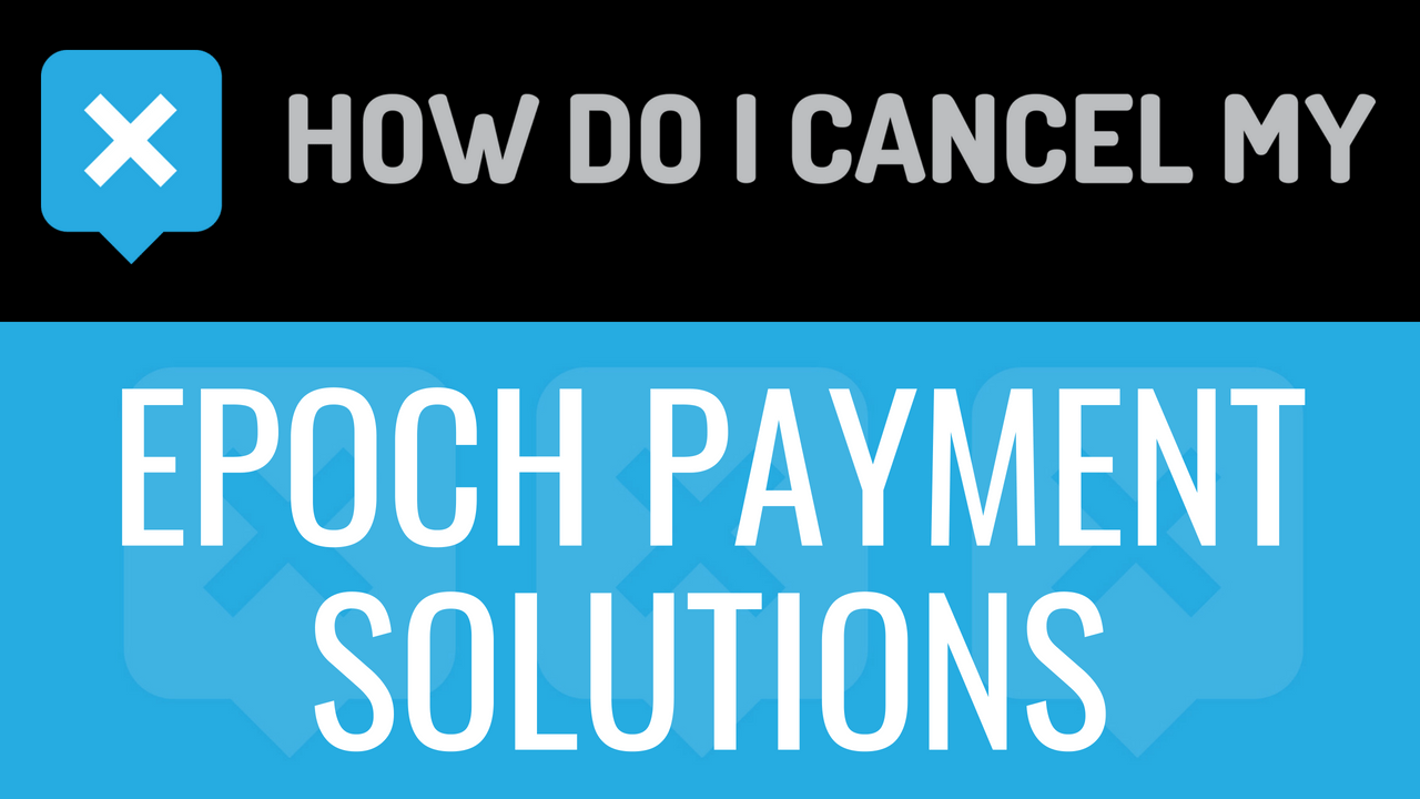 Epoch billing customer service