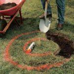 Excavate the Site