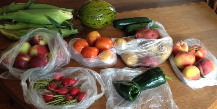 farm fresh good food box
