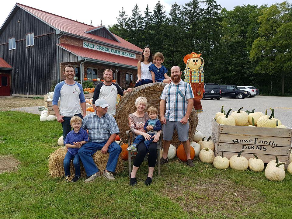 Howe's Farm Market & Country Bakery