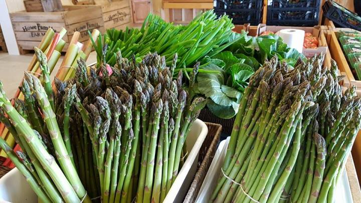 asparagus vegetables