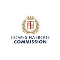 Cowes Harbour Commission logo
