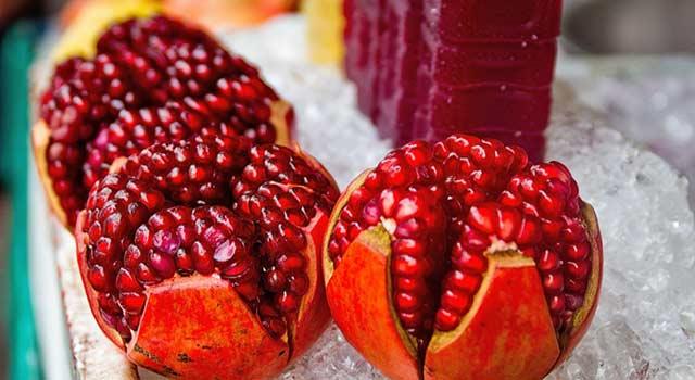 Health Benefits of Pomegranate Juice