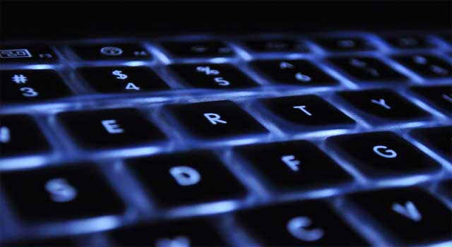 How to Illuminate a Laptop Keyboard