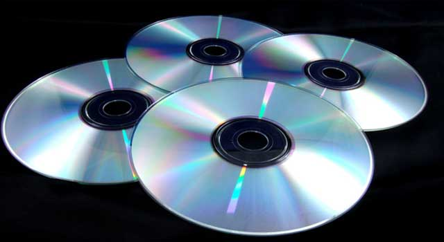 How to Burn DVD's