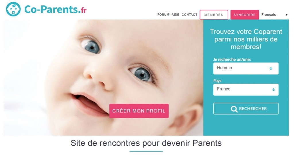 Co-Parents sur howimet.fr