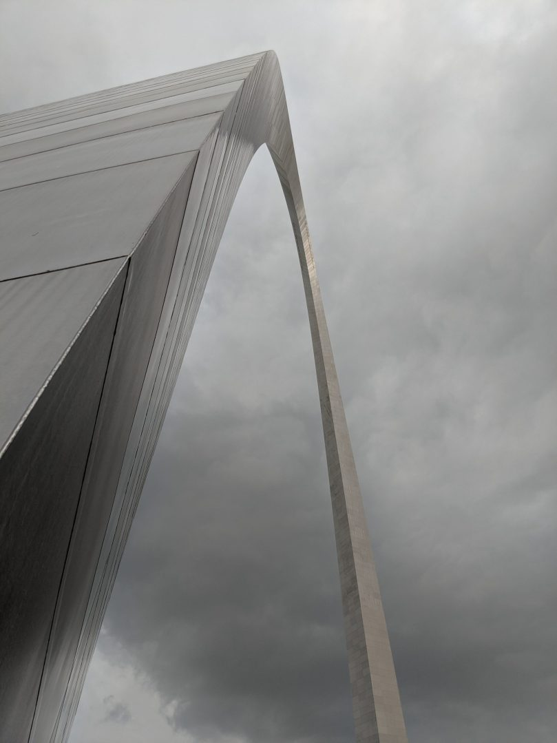 St Louis Gateway Arc
