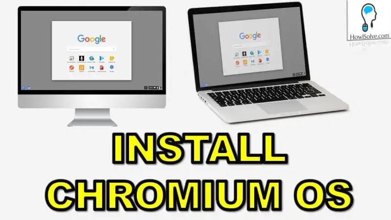 download chrome os for pc iso