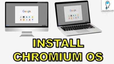 How to Install Chromium OS on PC