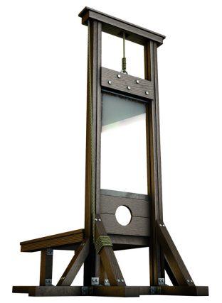 Bildresultat för guillotine)