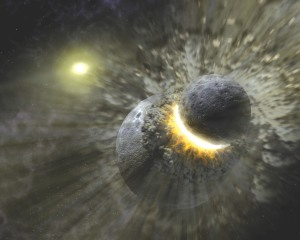 Why does the asteroid belt in our solar system stay in ...