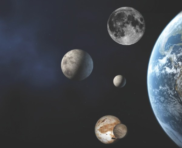 How many dwarf planets are in the Solar System How It Works