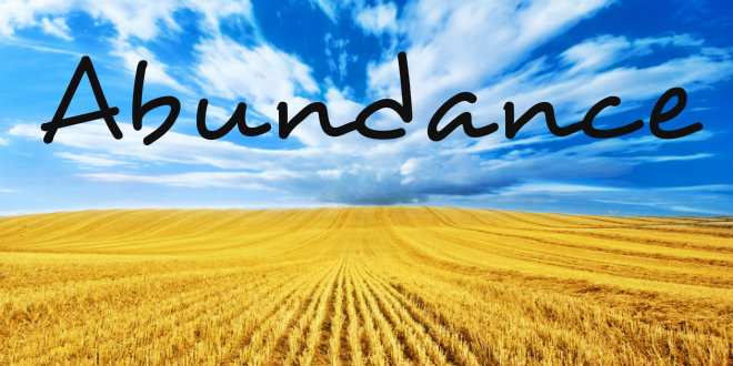 Image result for abundant