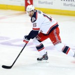 RANGERS: HRIVIK RE-SIGNS WITH NYR. LIKELY HARTFORD BOUND