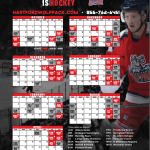 PRINT YOURSELF A '14/'15 WOLF PACK SCHEDULE
