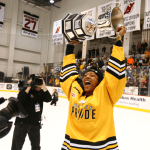 ARRAL: NWHL NEWS – BLAKE BOLDEN SIGNS WITH BOSTON PRIDE