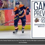 TOSTI: SWAMP RABBITS PREP FOR ROUND TWO VERSUS FUEL