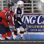 TOSTI: SWAMP RABBITS DROP GAME 3, STILL LEAD 2-1