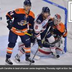 TOSTI: SWAMP RABBITS REVEAL 2017 KELLY CUP PLAYOFFS FIRST ROUND SCHEDULE