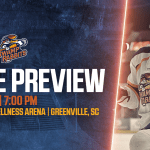TOSTI:SWAMP RABBITS AND GLADIATORS RING THE BELL FOR ROUND 2
