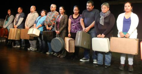 Latino Latina Latina/o Theatre Los Angeles