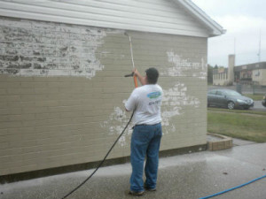 Cost to paint exterior of house   How much to paint a house pressure washing adds to the cost to paint exterior of house images