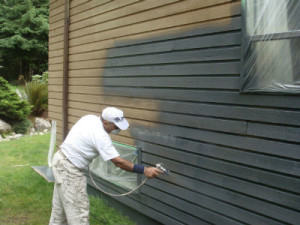 Cost to paint exterior of house   How much to paint a house spraying house cost to paint exterior of house image