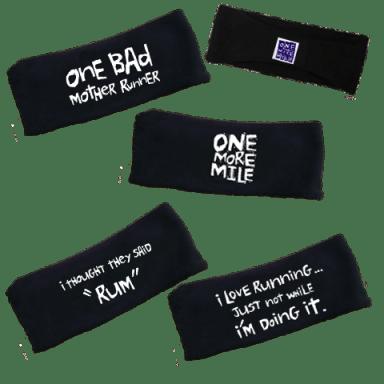 OMM fleece headband