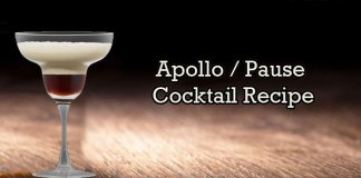 Apollo Pause Cocktail Recipe