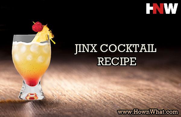 Jinx Cocktail Recipe