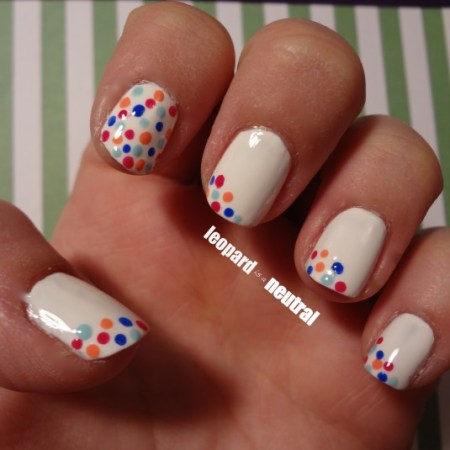 WHIMSICAL POLKA DOTS