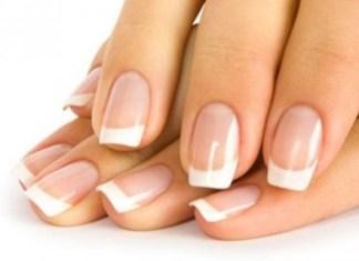 Beautiful fingernails