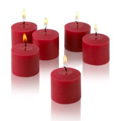 Scented Candles for Christmas