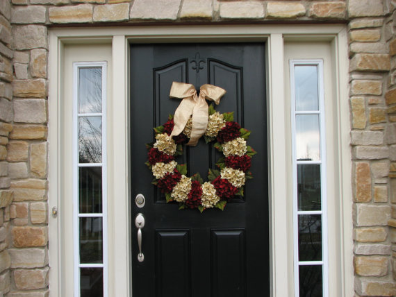 Front Door Decorating Ideas For Christmas