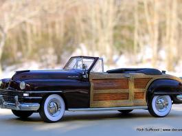 Chrysler Town and Country Convertible