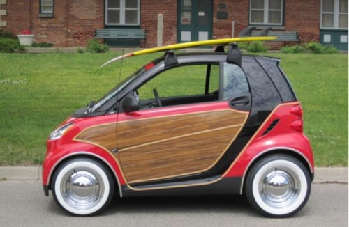 Smart Fortwo Woodie