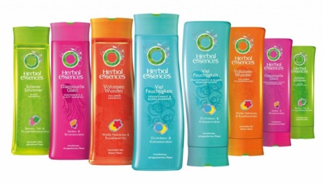 Organic Shampoo Herbal Essences