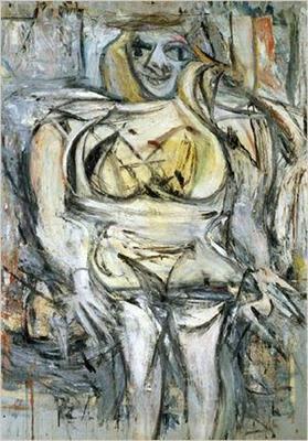 Woman III Painting