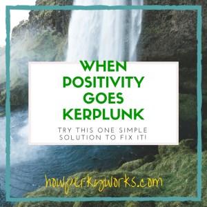 When Positivity