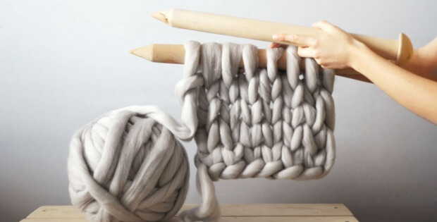 Giant Knitting Takes the World by Storm