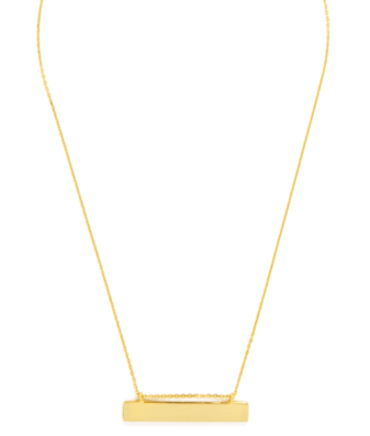 Mother's Day Gift Guide - The Face Of Style - Bar Necklace_Baublebar