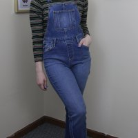 A 90's Classic: Three Ways to Style Overalls
