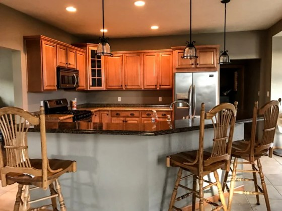 Kitchen Remodel  Before and After    How Sweet Eats kitchen remodel  before and after I howsweeteats com