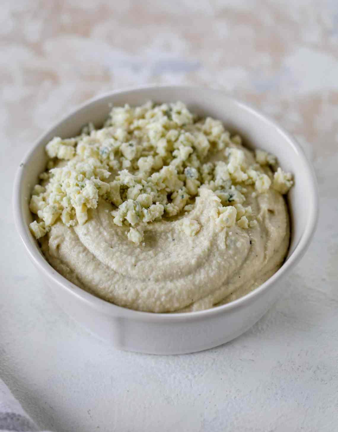 cashew blue cheese dip