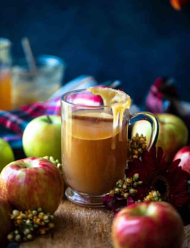 Drunken Honeycrisp Apple Cider
