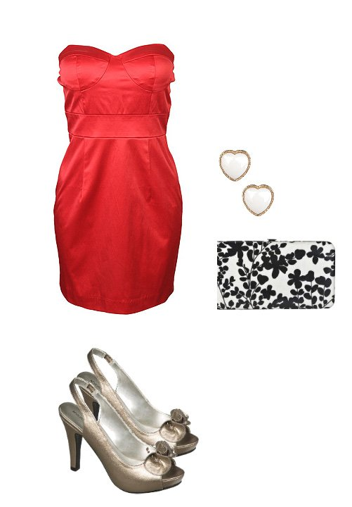 Daily Look: Valentine's Day Outfit Under $50! 1