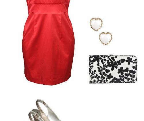 Daily Look: Valentine's Day Outfit Under $50! 3