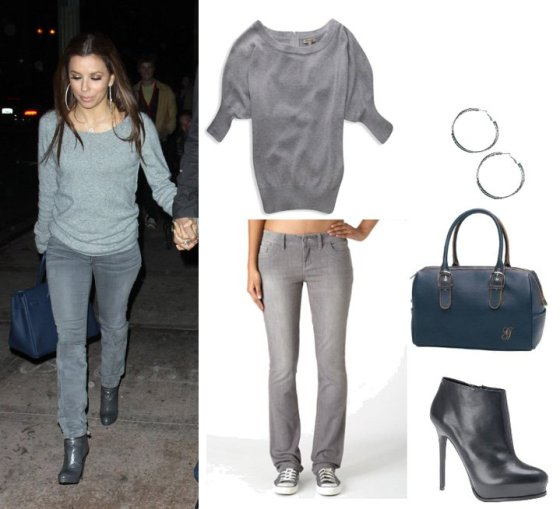 Get Her Style: Eva Longoria's Look for Less Than $200! 9