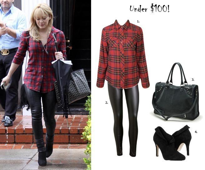 Get Her Style: Hilary Duff's Outfit for $100! 1
